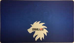 PROUD LION 10 YEAR ANNIVERSARY PLAYMAT