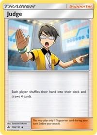 PKM SINGLE: JUDGE REVERSE FOIL (FORBIDDEN LIGHT)
