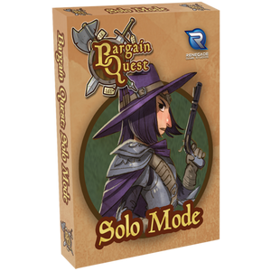 BARGAIN QUEST SOLO MODE EXPANSION