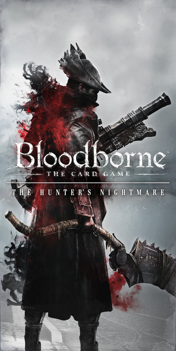BLOODBORNE THE CARD GAME THE HUNTER'S NIGHTMARE EXPANSION