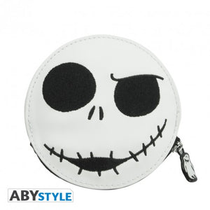 NIGHTMARE BEFORE CHRISTMAS JACK SKELLINGTON COIN PURSE