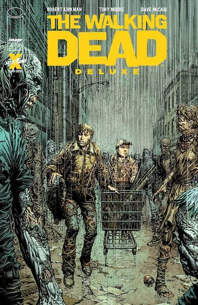 WALKING DEAD DLX #4 CVR A FINCH & MCCAIG