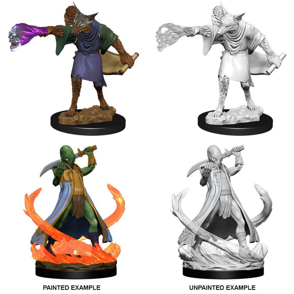 D&D NOLZUR'S MARVELOUS MINIATURES ARCANALOTH & ULTROLOTH