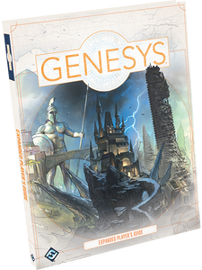 GENESYS RPG EXPANDED PLAYER'S GUIDE