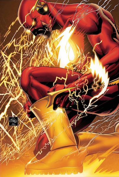 DOLLAR COMICS FLASH REBIRTH #1