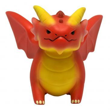 DUNGEONS & DRAGONS FIGURINES OF ADORABLE POWER: RED DRAGON