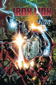 IRON MAN VOL 04 ULTRON AGENDA TP
