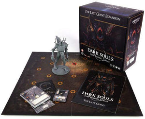 DARK SOULS: THE BOARD GAME THE LAST GIANT EXPANSION (KICKSTARTER RETAILER EXCLUSIVE)
