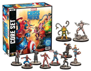 MARVEL CRISIS PROTOCOL BUNDLE