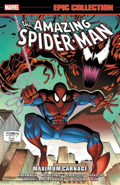 AMAZING SPIDER-MAN EPIC COLLECTION VOL 25 MAXIMUM CARNAGE TP