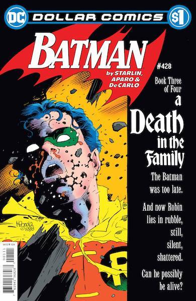 DOLLAR COMICS BATMAN #428