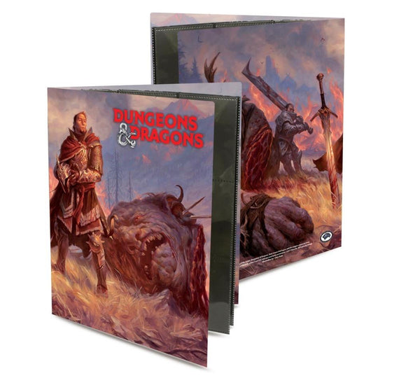 DUNGEONS & DRAGONS 5TH EDITION RPG GIANT KILLER CHARACTER FOLIO