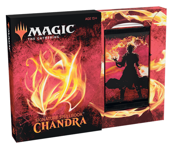 MAGIC: THE GATHERING SIGNATURE SPELLBOOK CHANDRA