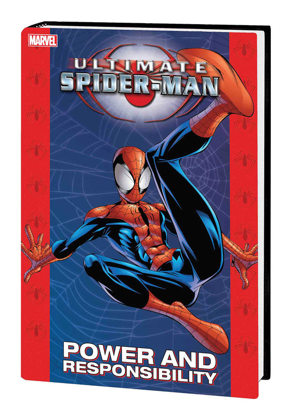 ULTIMATE SPIDER-MAN POWER & RESPONSIBILITY MARVEL SELECT HC