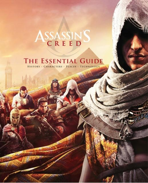 ASSASSIN'S CREED ESSENTIAL GUIDE HC