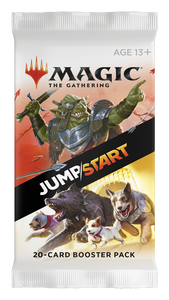MAGIC: THE GATHERING JUMPSTART BOOSTER PACK
