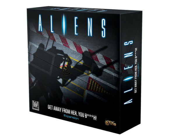 [PREORDER] ALIENS BOARD GAME: GET AWAY FROM HER, YOU B***H EXPANSION