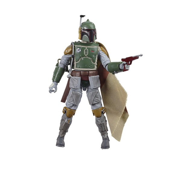 STAR WARS BLACK SERIES 40TH ANNIVERSARY EP5 BOBA FETT 6IN AF