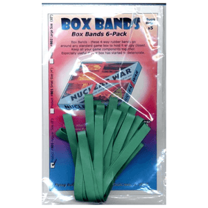 BOX BANDS - REGULAR (PACK OF 6)