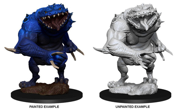 D&D NOLZUR'S MARVELOUS MINIATURES BLUE SLAAD