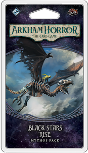 ARKHAM HORROR: THE CARD GAME LCG BLACK STARS RISE MYTHOS PACK