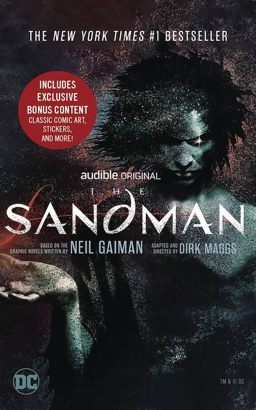 SANDMAN AUDIO BOOK VOL 01 CD (12 CD SET)