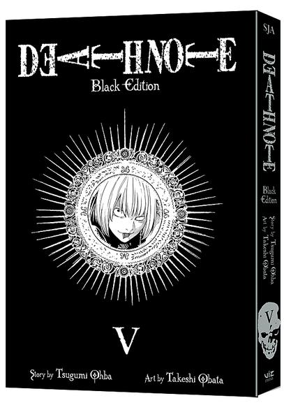 DEATH NOTE BLACK EDITION VOL 05 GN