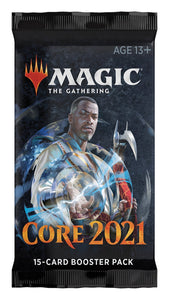 MAGIC: THE GATHERING CORE 2021 BOOSTER PACK