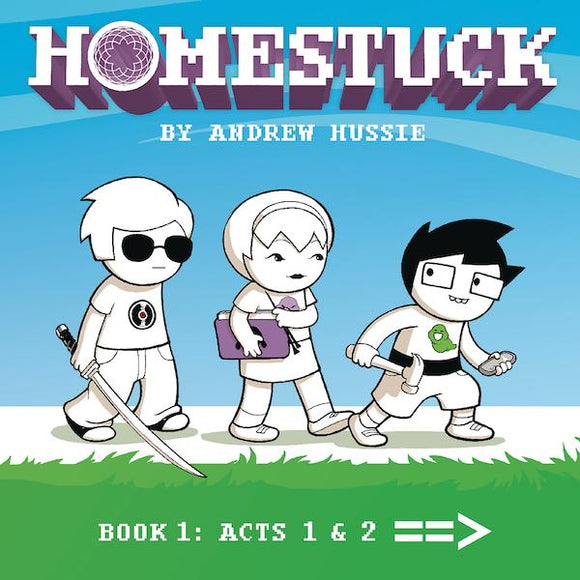 HOMESTUCK BOOK 01 ACT 1 & 2 HC