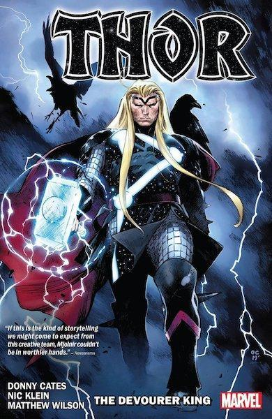 THOR BY DONNY CATES VOL 01 DEVOURER KING TP