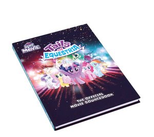 MY LITTLE PONY TAILS OF EQUESTRIA RPG OFFICIAL MOVIE SOURCEBOOK