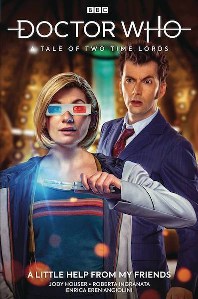 DOCTOR WHO 13TH DOCTOR VOL 04 TALE OF TWO TIME LORDS TP