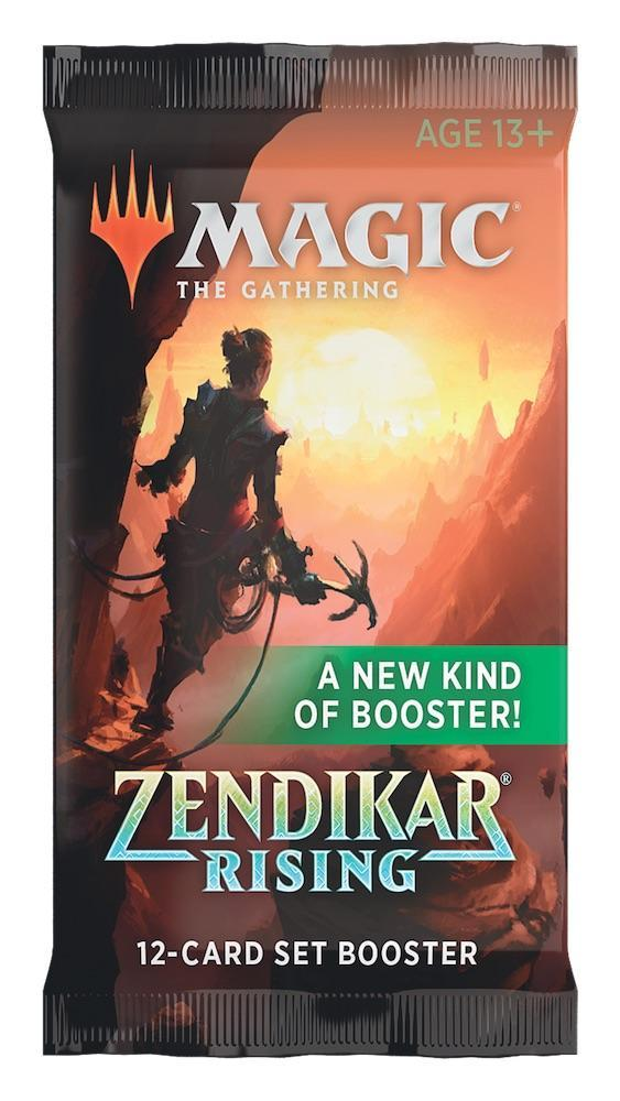 MAGIC: THE GATHERING ZENDIKAR SET BOOSTER PACK