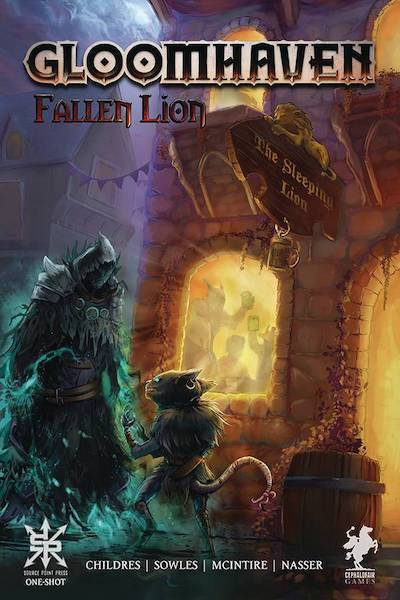 GLOOMHAVEN FALLEN LION ONE SHOT