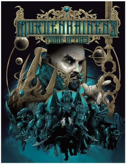 DUNGEONS & DRAGONS 5TH EDITION RPG MORDENKAINEN'S TOME OF FOES LIMITED EDITION