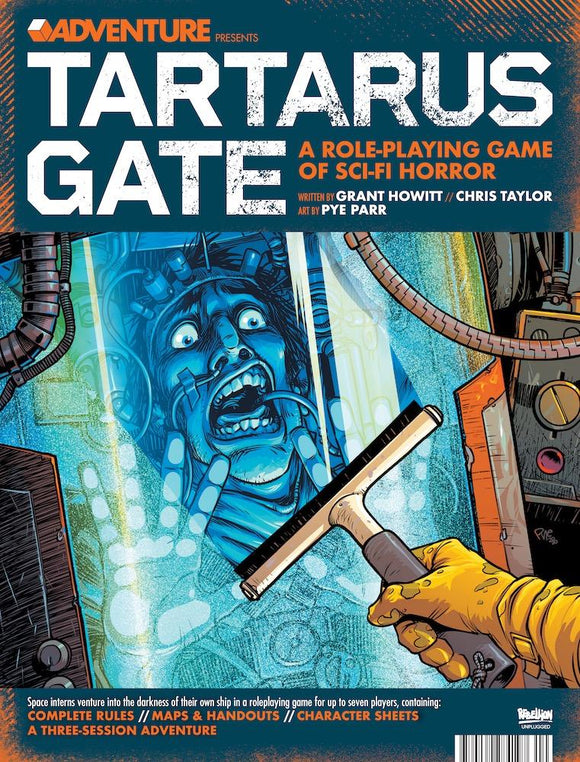 ADVENTURE PRESENTS: TARTARUS GATE RPG