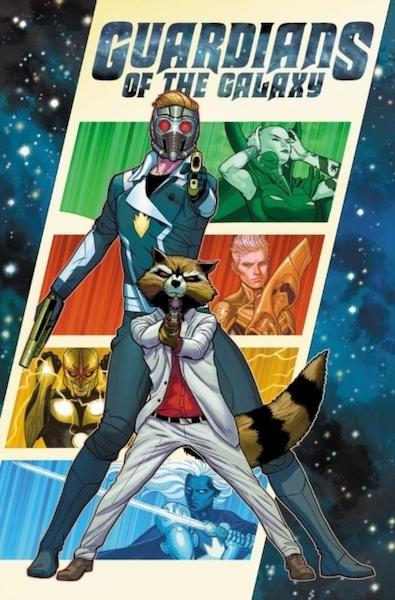 GUARDIANS OF THE GALAXY BY EWING VOL 01 THEN IT'S US TP [MINOR DAMAGE]