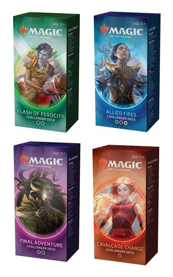 MAGIC: THE GATHERING CHALLENGER DECK 2020