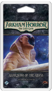 ARKHAM HORROR: THE CARD GAME LCG GUARDIANS OF THE ABYSS SCENARIO PACK