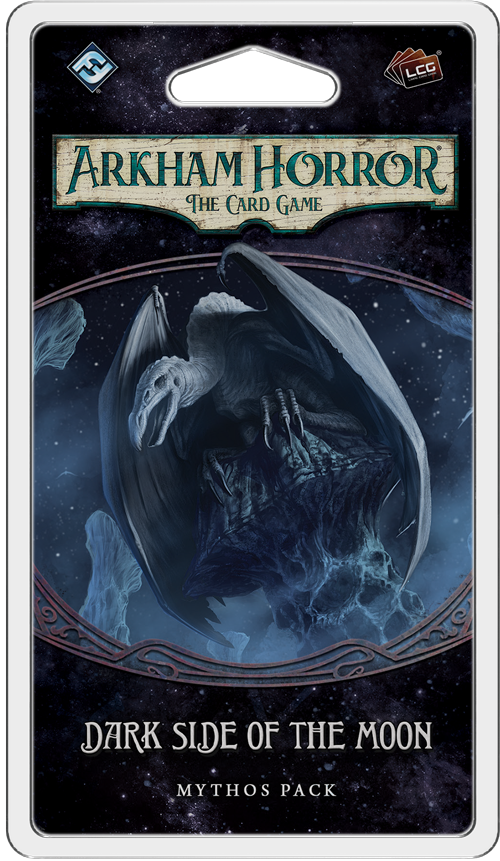 ARKHAM HORROR: THE CARD GAME LCG DARK SIDE OF THE MOON MYTHOS PACK