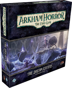 ARKHAM HORROR: THE CARD GAME LCG THE DREAM-EATERS DELUXE EXPANSION