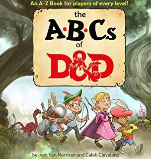 DUNGEONS & DRAGONS: THE ABC'S OF D&D
