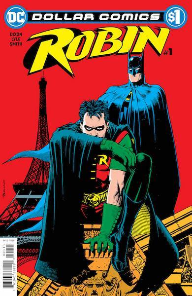 DOLLAR COMICS ROBIN #1