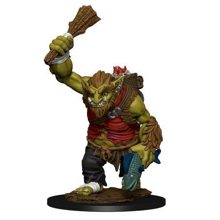 WARDLINGS PRE-PAINTED MINIATURES TROLL