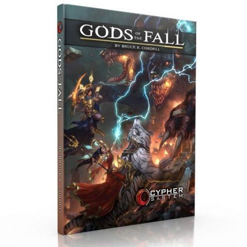 CYPHER SYSTEM RPG GODS OF THE FALL