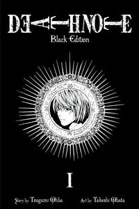 DEATH NOTE BLACK EDITION VOL 01 GN