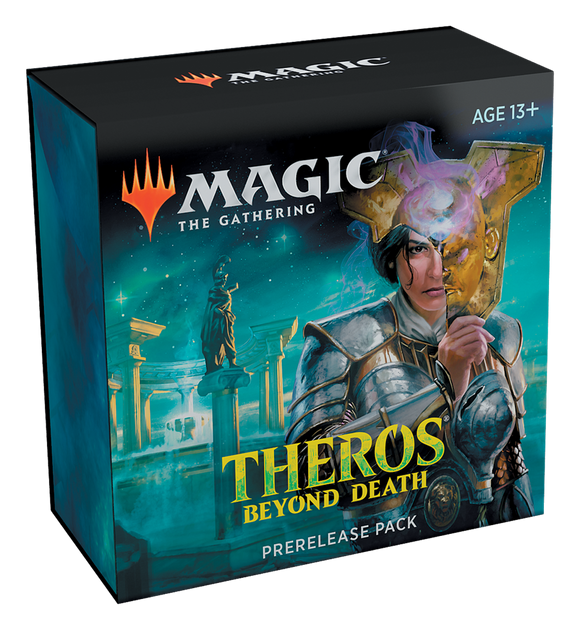 MAGIC: THE GATHERING THEROS BEYOND DEATH PRERELEASE PACK