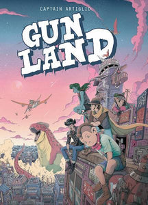 GUNLAND VOL 01 GN
