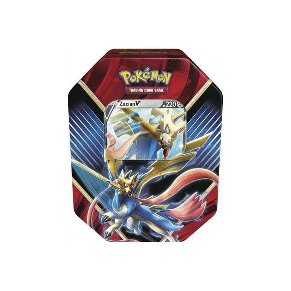 POKÉMON TCG LEGENDS OF GALAR V TIN