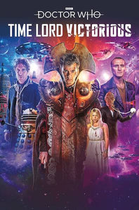 DOCTOR WHO TIME LORD VICTORIOUS VOL 01 TP